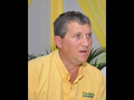 File  Peter McConnell, managing director of Trade Winds Citrus Limited.