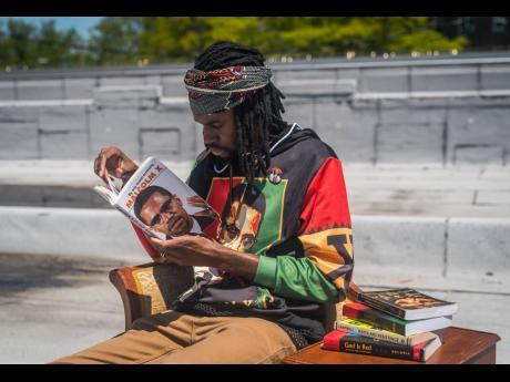 Conscious reggae singer, Autarchii.