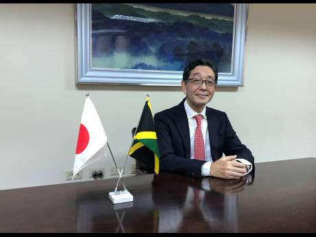 Ambassador Masaya Fujiwara