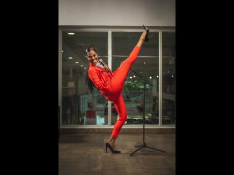 Terri-Karelle Reid will host Night Three of the Jamaica Jazz and Blues Festival.