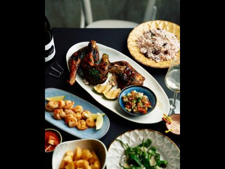 Pimento Tapas Bar offers an exciting fusion of Mediterranean and Jamaican foods and spices.