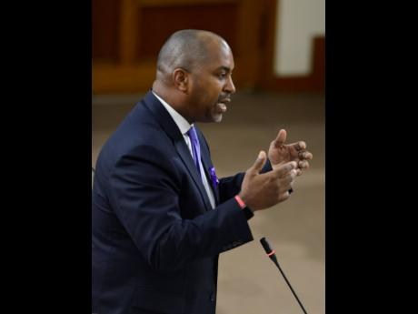 Opposition Spokesman on Finance Julian Robinson said many struggling Jamaicans are not captured in official economic statistics.