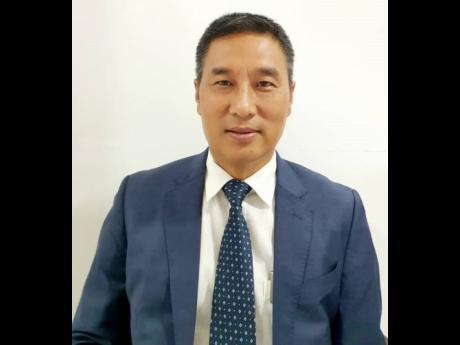 R. Masakui, high commissioner of India to Jamaica.