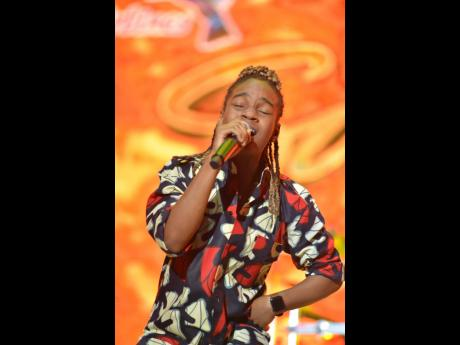 Koffee is the first artiste confirmed for Global Reggae Night.