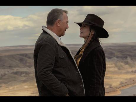 Kevin Costner and Diane Lane in 'Let Him Go'.