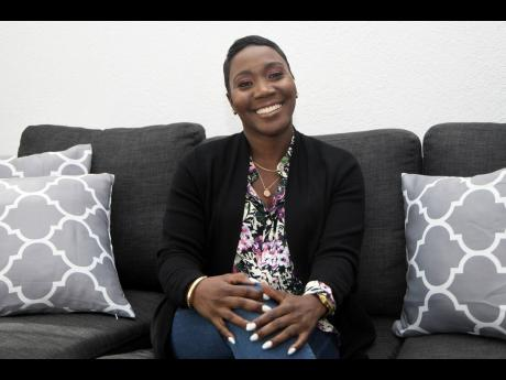 Keisha Bailey took her foundation in finance from Jamaica to Canada where she is now a money manager at a large financial institution in Toronto, Ontario.