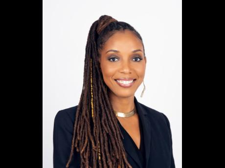 Newly appointed Executive Drector of the Private Sector Organisation of Jamaica, Imega Breese McNab.