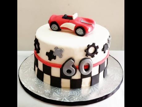 This car lover was in for  a delightful birthday treat.