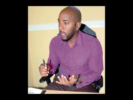 Sprint Financial CEO Christopher Barrett.