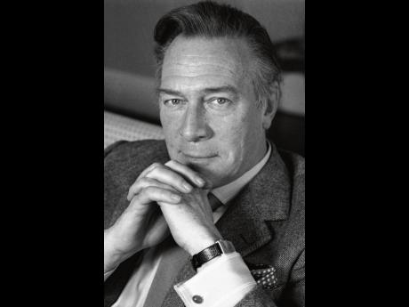 A young Christopher Plummer, shown on May 30, 1988, when he starred in 'Macbeth'.
