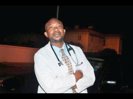 Dr Garth McDonald