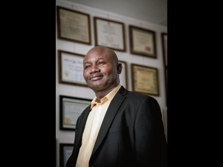 Fulbright Global Scholar and history professor Dr Harcourt Fuller.