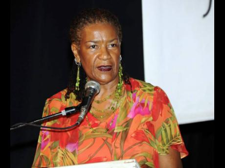 Dr Blossom O'Meally-Nelson, chairman of JamFin.