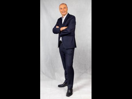 Managing Director of Red Stripe Jamaica, Luis Prata