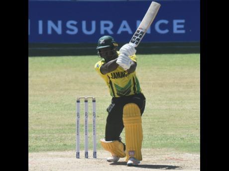 Jamaica Scorpions captain Rovman Powell.