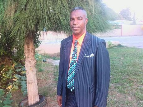 Donovan Bent, Pastor of the Mandeville  Church of Christ.