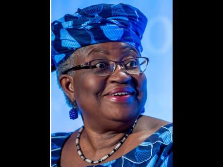 WTO Director General-designate Ngozi Okonjo-Iweala.