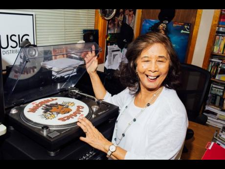 Patricia Chin's fascinating journey from her humble beginnings in Greenwich Farm in Kingston, to the very pinnacle of a male-dominated industry, has been captured in the coffee table book, 'Miss Pat: My Reggae Music Journey', which has a highly-anti