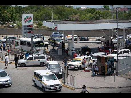 A key recommendation made following the deadly inferno was that no bus or taxi should be parked at service stations, but up to last week taxis and Coaster buses were seen loading and offloading at the Texaco near the Spanish Town shopping centre in St Cat