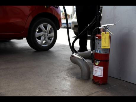 For the most part, safety practices were adhered to at service stations The Sunday Gleaner team visited, and fire extinguishers were visible at most pumps. However, at some locations they were not so vigilant.