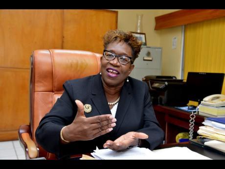 Paula Llewellyn, director of public prosecutions.