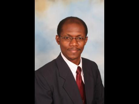 UTech Acting President Professor Colin Gyles.