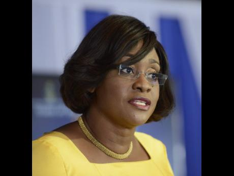 Juliet Holness, chair of the Economy and Production Committee.
