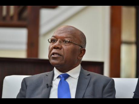 Dr Morais Guy, opposition spokesperson on health.