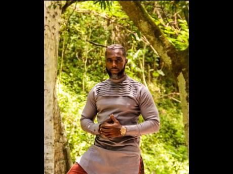 Richard Currie, the youngest chief elected to lead the Accompong Maroons in the modern era.