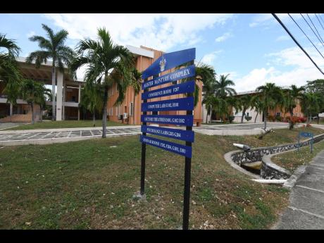 The University of the West Indies, Mona campus.