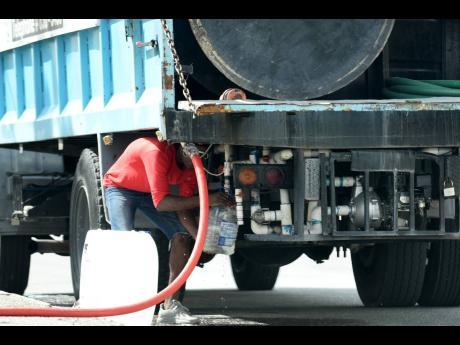 Westmoreland Municipal Corporation councillor calls for more water trucks to serve the parish.