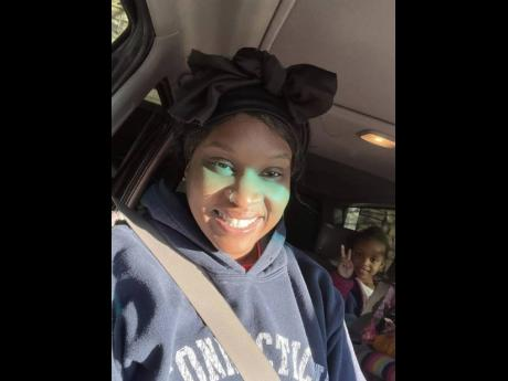 Tashianna Johnson-Blake, the 30-year-old allegedly killed by her Jamaican husband on the weekend.