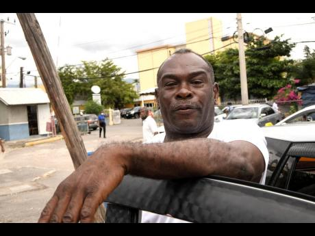 Samuel Seymour, a taxi operator, said he and other cabbies needed more assistance from the Government.