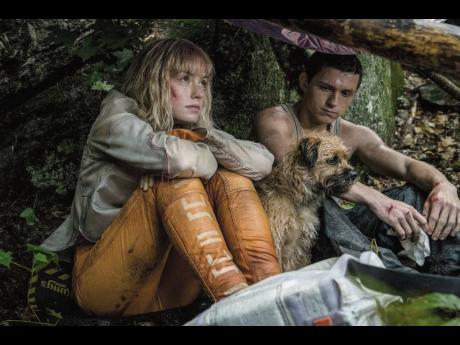 Todd Hewitt and Daisy Ridley star in this sci-fi adventure, 'Chaos Walking'.