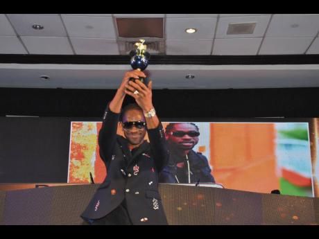 Bounty Killer received the IRAWMA Reggae Dancehall Icon Award at the 37th staging of the International Reggae and World Music Awards.