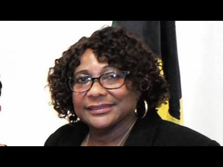 Dr Elaine Knight, president, Jamaican Nationals Association.
