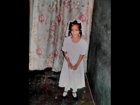 A young Jasmine Deen is all smiles in these undated family photos.