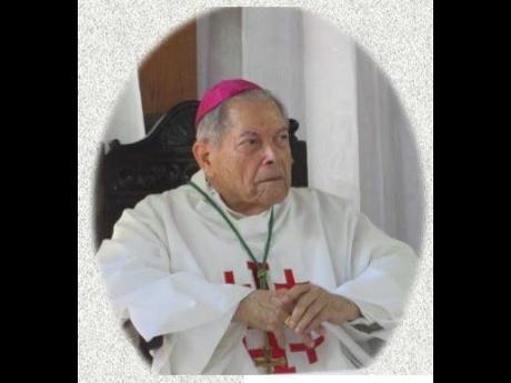 Archbishop Emeritus Edgerton Roland Clarke, Archbishop Emeritus of the Archdiocese of Kingston