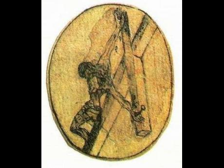 Crucifixion by John of the Cross.