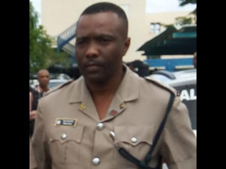 SSP Vernon Ellis.