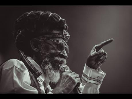 Bunny Wailer died this morning at the Medical Associates Hospital in Kingston. He was 73.