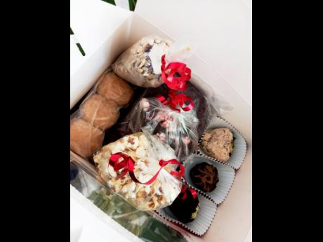 The Valentine's Day Box was a delightful treat for lovers and those indulging in self love.