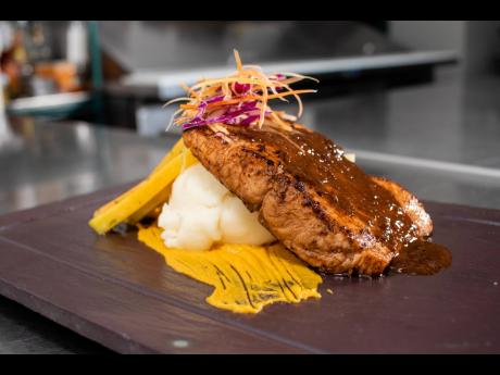 2. The exciting flavours of the coffee and coco salmon from Bubble and Spice at Coral Cliff makes it a guest favourite.