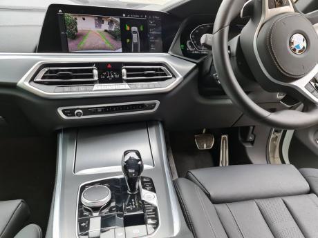 The new BMW X5 plug-in hybrid (PHEV).