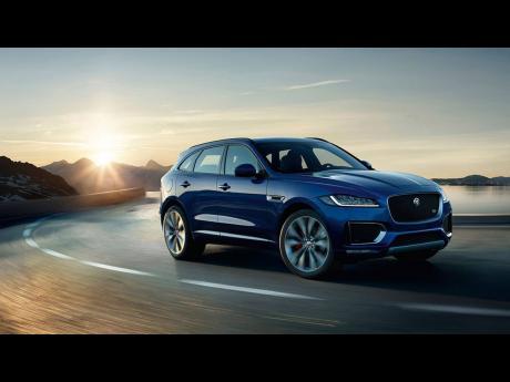 Jaguar F-Page.