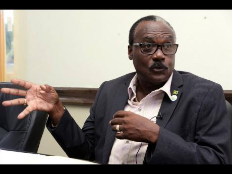 Paul Thompson, mayor of Port Antonio.