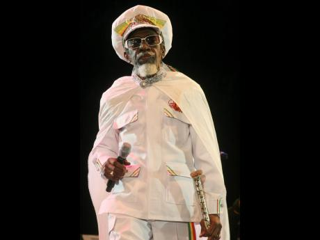 Bunny Wailer, the last founding member of reggae group The Wailers, will be interred at Dreamland.