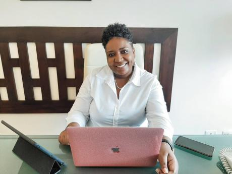 Monique Powell's QuickPlate is now dishing out meals throughout Montego Bay.