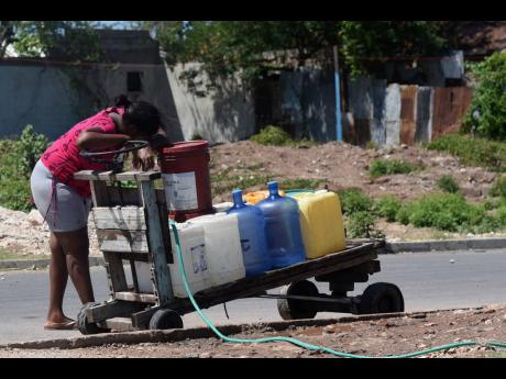 Jamaicans are no strangers to water shortages associated with droughts.