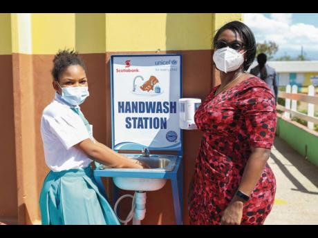 Handwashing as an essential public health measure to prevent or slow the transmission of COVID-19 helps to make the case for prioritising water security.